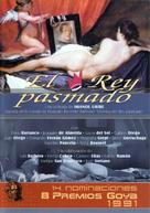 Rey pasmado, El - Spanish Movie Poster (xs thumbnail)