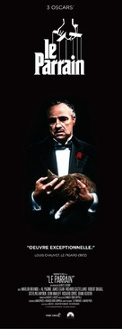 The Godfather - French Re-release movie poster (xs thumbnail)