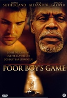 Poor Boy's Game - Dutch DVD cover (xs thumbnail)