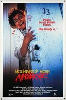 Mountaintop Motel Massacre - Movie Poster (xs thumbnail)