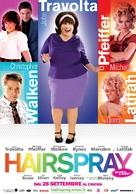 Hairspray - Italian Movie Poster (xs thumbnail)