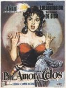 Pane, amore e gelosia - Spanish Movie Poster (xs thumbnail)