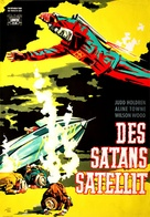 Satan's Satellites - German Movie Poster (xs thumbnail)