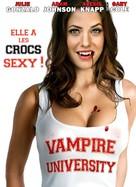Vamp U - French DVD cover (xs thumbnail)