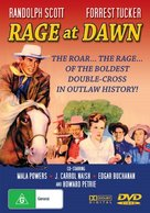 Rage at Dawn - Australian Movie Cover (xs thumbnail)