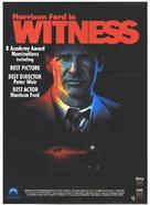 Witness - Movie Poster (xs thumbnail)