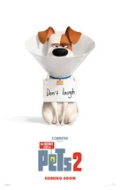 The Secret Life of Pets 2 - British Movie Poster (xs thumbnail)