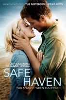 Safe Haven - DVD cover (xs thumbnail)