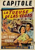 Highway Dragnet - Belgian Movie Poster (xs thumbnail)