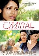 Miral - Swiss Movie Poster (xs thumbnail)
