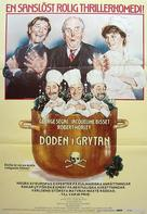Who Is Killing the Great Chefs of Europe? - Swedish Movie Poster (xs thumbnail)
