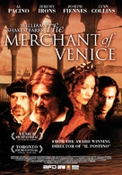 The Merchant of Venice - Dutch Movie Poster (xs thumbnail)