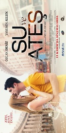 Su ve Ates - Movie Poster (xs thumbnail)