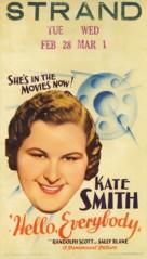 Hello, Everybody! - Movie Poster (xs thumbnail)