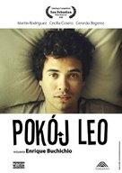 El cuarto de Leo - Polish DVD cover (xs thumbnail)