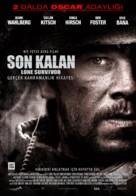 Lone Survivor - Turkish Movie Poster (xs thumbnail)
