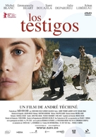 Les témoins - Spanish Movie Cover (xs thumbnail)