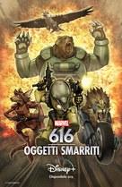"""Marvel's 616"" - Italian Movie Poster (xs thumbnail)"