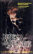Nella stretta morsa del ragno - British VHS cover (xs thumbnail)