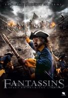 Sluga Gosudarev - French DVD cover (xs thumbnail)