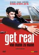 Get Real - German Movie Cover (xs thumbnail)