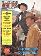Montana Territory - French poster (xs thumbnail)