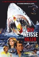 L'ultimo squalo - German DVD cover (xs thumbnail)