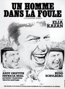 A Face in the Crowd - French Movie Poster (xs thumbnail)