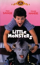 Little Monsters - Movie Cover (xs thumbnail)