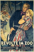 Zoo in Budapest - German Movie Poster (xs thumbnail)