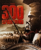 The 300 Spartans - Blu-Ray cover (xs thumbnail)