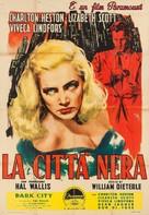 Dark City - Italian Movie Poster (xs thumbnail)