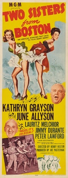 Two Sisters from Boston - Movie Poster (xs thumbnail)