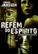 100 Feet - Brazilian DVD cover (xs thumbnail)