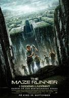 The Maze Runner - Norwegian Movie Poster (xs thumbnail)