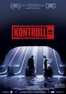 Kontroll - German Movie Poster (xs thumbnail)