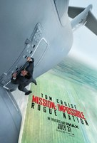 Mission: Impossible - Rogue Nation - Teaser movie poster (xs thumbnail)