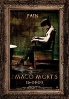 Imago mortis - Italian Movie Poster (xs thumbnail)
