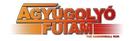 The Cannonball Run - Hungarian Logo (xs thumbnail)