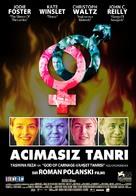 Carnage - Turkish Movie Poster (xs thumbnail)