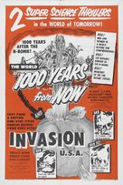 Invasion USA - Re-release poster (xs thumbnail)