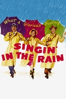 Singin' in the Rain - DVD cover (xs thumbnail)