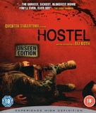 Hostel - British Movie Cover (xs thumbnail)