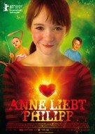 Jørgen + Anne = sant - German Movie Poster (xs thumbnail)