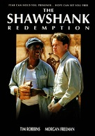 The Shawshank Redemption - DVD movie cover (xs thumbnail)