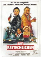 Les ripoux - German DVD cover (xs thumbnail)