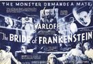 Bride of Frankenstein - poster (xs thumbnail)