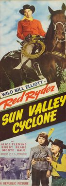 Sun Valley Cyclone - Movie Poster (xs thumbnail)