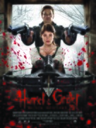 Hansel & Gretel: Witch Hunters - French Movie Poster (xs thumbnail)