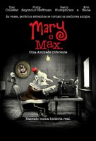 Mary and Max - Brazilian Movie Poster (xs thumbnail)